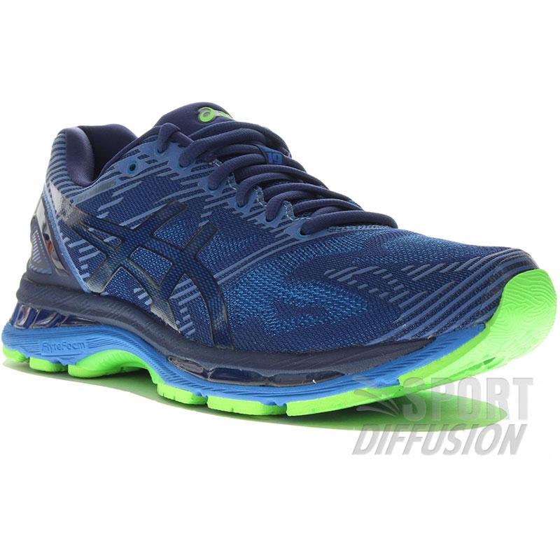 asics gel running homme 45